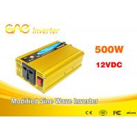 Single Phase Modified Vehicle Power Inverter / Sine Wave Power Inverter