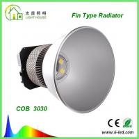 Quality 120 Watt Commercial Led High Bay Lighting Cold White Phillips SMD3030 wholesale