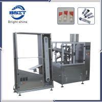 Quality Bnf 60A Automatic Soft Tube Inner Heating Filling and Sealing Machine (SUS304) wholesale
