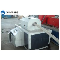 China Operating Stable Plastic PVC Pipe Slotting Machine Hole Punching 1 Year Warranty on sale