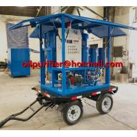 Cheap 0.3mpa mobile transformer oil treatment plant,movable transformer oil purifier, oil filtration equipment onsite, recycle for sale