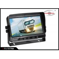 Quality 7 Inch 4 Way Ahd Bus Monitoring System With For Public Transport Vehicle wholesale