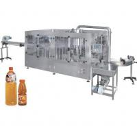 Quality Carbonated Beverage Production Line / Drink Bottling Machine 8000 BPH Bottling wholesale