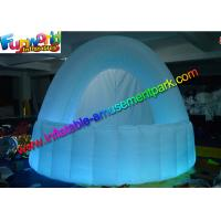China Custom Bar Counter Inflatable Party Tent / Stand Sale Marquee For Home on sale