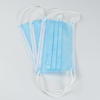 Quality Anti Spray Meltblown Nonwoven Medical Protective Mask wholesale