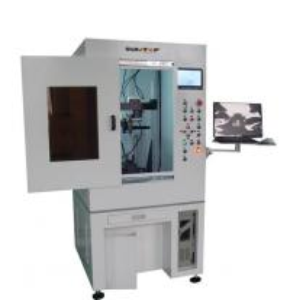Quality 300W Pressure Gauge Fiber Laser Welding Machine with 5 Axis 4 Linkage Welding Fixtures wholesale