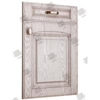 Quality Waterproof MDF Swing Wooden Moulded Doors PVC Coated Films Architraves wholesale