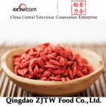 Quality Goji berries ningxia dry goji berries organic goji 380grains/50grams wholesale