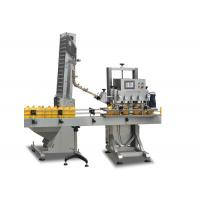 China High Speed Commercial Cap Sorter capping Machine on sale