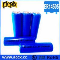 Quality ER14505 3.6v 2400mAh for the wireless temperature sensor wholesale