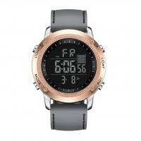 Quality High Performance Plastic Quartz Watch 3ATM Waterproof , LCD Digital Showed wholesale