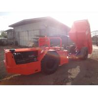 Quality RT-12 Carbon Steel Low Profile Dump Truck For Medium Size Rock Excavation wholesale