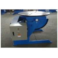 Quality Small Rotary Welding Positioners With 600kg Loading Capacity , VFD Control wholesale