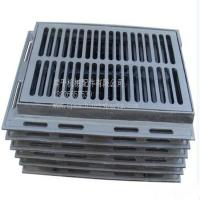 Quality China Foundry Direct Supply New Product 500*300mm EN124 C250 Ductile Casting Iron Grating wholesale