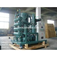 Quality Vacuum Oil Dehydration Plant, Insulatinng Dielectric Oil Purification System ZYD 9000LPH wholesale