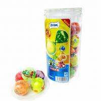 Quality Diamond Ball Calorie Free Healthy Hard Candy / Candies For Baby Low Sugar wholesale