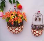 Quality Beautiful Hanging Flower Basket wholesale