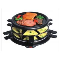 Cheap Double-layer indoor Smokeless Electric BBQ Grill XJ-3K042EO for sale