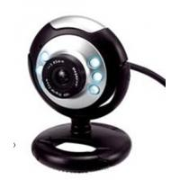China Auto exposure 300K pixels high definition web camera with 1/4 CMOS sensor on sale