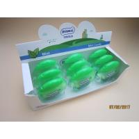 Quality 20g Sugar Free Mint Candy Refreshing , Gummy Vitamin C For Kids wholesale