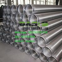 Quality STC thread end continuous slot water well screens for deep well drilling wholesale