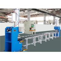 Quality Gas Hydraulic Booster Press Busbar Bending Machine Double Column Shearing Structure wholesale