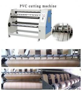 China pvc tape slitting machine on sale