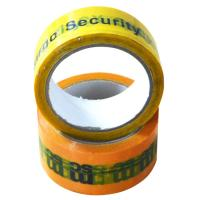 Quality One-Time Use Anti Thief Tamper evident  Security Tape Size Follwo Customer Requirements Factory SEALQUEEN wholesale