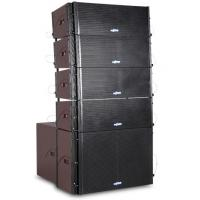 China double 8two way  pro  line array speaker system LA208A for sale
