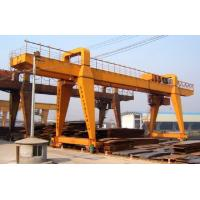 Quality MG Double Beam Gantry Crane Heavy Duty With ABB SEW Motor For Lifting Cargo wholesale