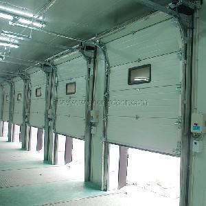 China Sectional Door /Overhead Door /Garage Door (CSID-010) on sale