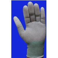 Quality Durable Safety Comfortable Esd Anti Static Carbon Fiber PU Coated Glove wholesale