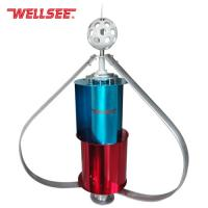 Quality Wellsee wind mill(Squirrel-cage wind turbine) WS-WT400W small wind turbine generator wholesale