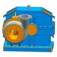 Quality Natural Gas Turbo Expander Generator Set For Power Generation With Residual Pressure wholesale