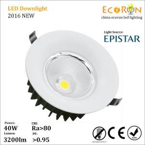 Quality cree cob 10W 20W 30W led cob downlight round led downlight surface mounted downlight wholesale