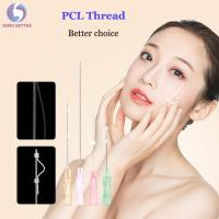 Quality Hilo Sutura PCL Thread Lift , PCL Face Lifting Tightening / Embedding Threading wholesale