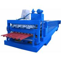 Quality PPGI Sheet Cold Roll Forming Equipment Japan Panasonic PLC Controller High Efficiency wholesale