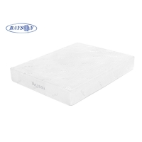 China Jacquard Knitted Fabric Memory Foam Firm Mattress In A Box on sale