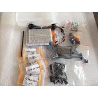 Quality Electronic Solderless Breadboard Kit with 400 Point Breadboard / LED / Resistor wholesale