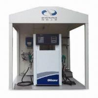 China Daughter Mobile CNG Fuel Station with 1 Set Compressor and 2 Sets Dual-gun Dispenser on sale