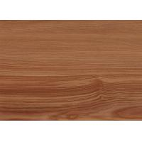 Quality 5.0mm Commercial Wood PVC Loose Lay Vinyl Plank Flooring For Hotel / School wholesale