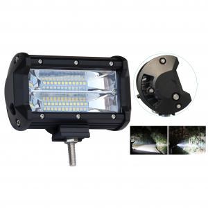 Quality Slim Jeep 5 Inch Led Light Bar 9 - 32 V Operating Voltage OEM Service wholesale