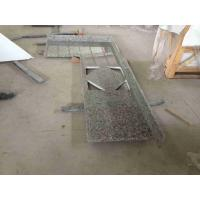 Cheap Spain Azul Platino Granite Stone Slab Countertop Speckled Stone Slab Kitchen for sale