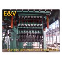 Buy cheap metal rod wire continuous roll mill by separated motor Oxygen Free Copper Rod Copper Continuous Casting Machine product