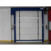 China High speed stacking door on sale