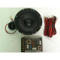 Quality 60 Watt 6.5Inch Car Component Speaker 60Hz - 20KHz With 25mm Voice Coil wholesale