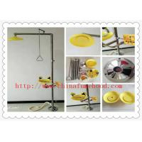 Quality Durable SUS304 Emergency Shower And Eyewash Station For Chemical Laboratory wholesale