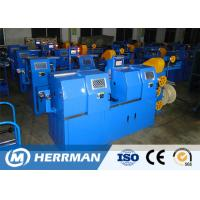 Cheap Triple Layer Concentric Cable Taping Machine Speed Up To 2200RPM PLC Control for sale