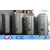 Quality Distilled Water ss304 / ss316 Stainless Steel Water Tanks Storage wholesale