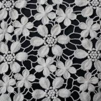 Quality Cotton Lace Fabric in Many Different Patterns, Available in Various Colors, Customized Designs wholesale